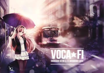 Vocafi artbook by kudakitsune
