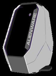 Minimalistic Alienware Area 51