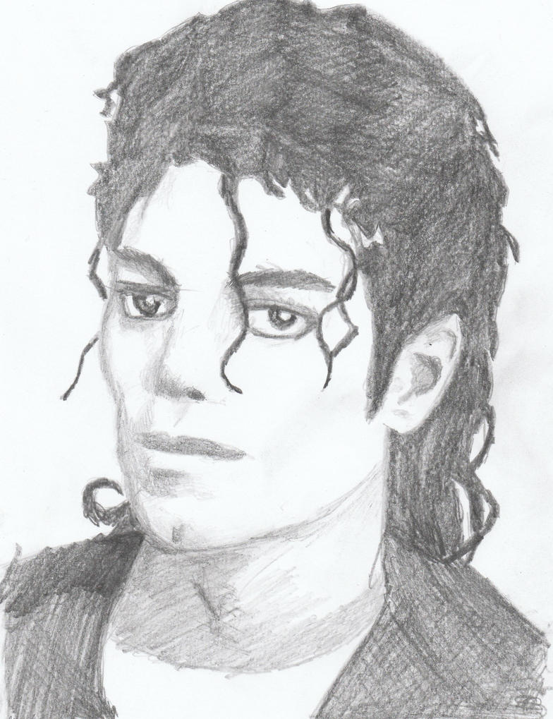 MJ :D by JamalJammer