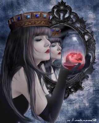 Queen of Hearts by lochnessa2