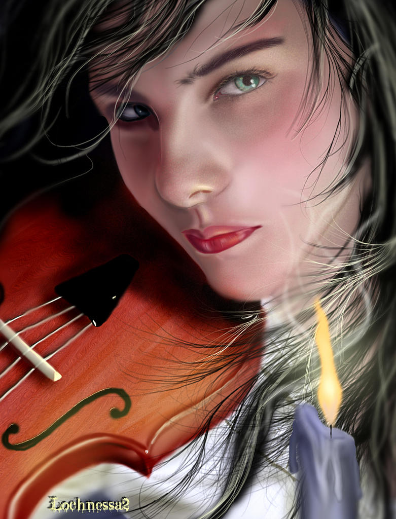 Gothic Melody by lochnessa2