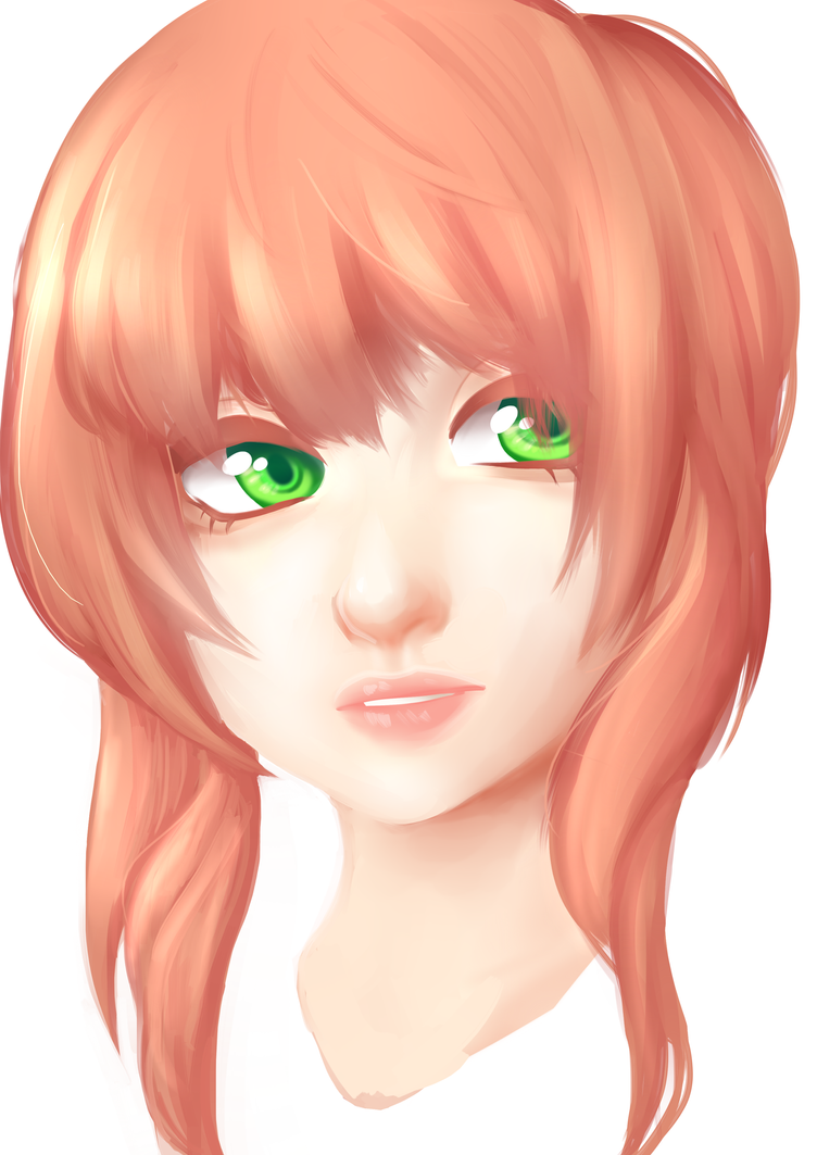 attempt at semi realism (sort of) by hyuusz
