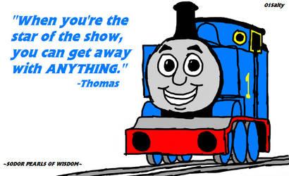 Pearls of Wisdom- Thomas