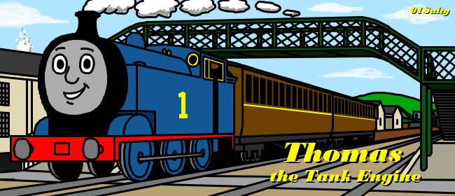 RWS Signature- Thomas