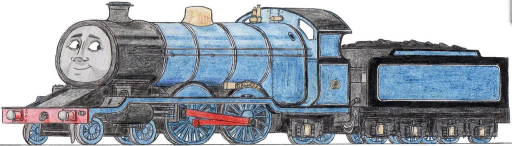 Bassett the Small Museum Engine by 01Salty