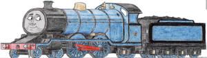 Bassett the Small Museum Engine