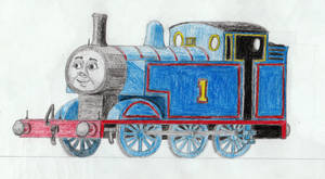 Early RWS Drawings: Thomas
