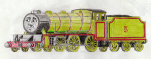 Early RWS Drawings: Henry