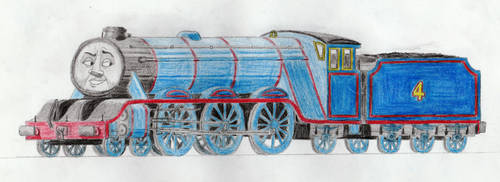 Early RWS Drawings: Gordon by 01Salty