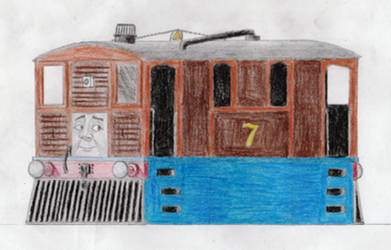 Early RWS Drawings: Toby by 01Salty