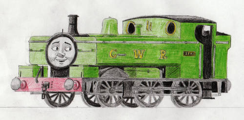 Early RWS Drawings: Duck by 01Salty