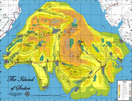 The Ultimate RWS Sodor Map Edit