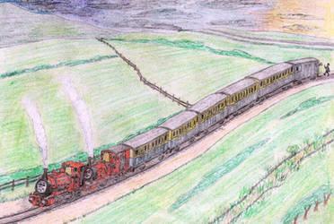 ERS V2 Illustration: 'Open Day Engines' #4