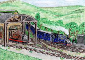 ERS V2 Illustration: 'Maintenance Engines' #2