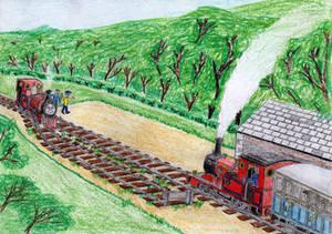 ERS V2 Illustration: 'Maintenance Engines' #3