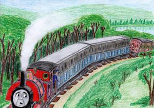 ERS V2 Illustration: 'Maintenance Engines' #4