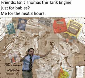Just a Cheeky Meme