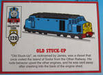 What If...? #9: ERTL Old Stuck-Up Card