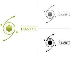 Guillaume DAVRIL Logo by SkaaZ