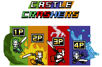 Castle Crashers Pixel by coverop