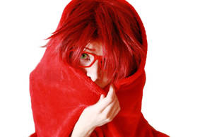 Grell and the blanket