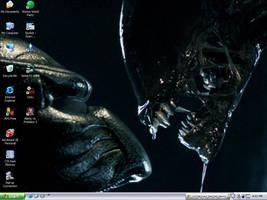 Alien V Predator by pitchblak