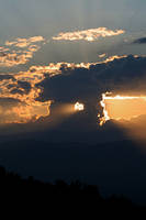 Hole in the sky by Sokol72