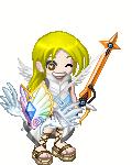 Kid Icarus OC Profile: Laura by AuraShaman