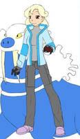 Pokemon LRMS Gym Leader: Glacia
