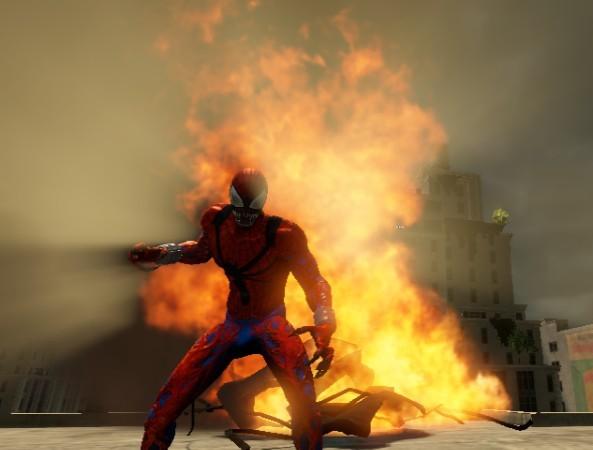 Spider-Carnage by AuraShaman