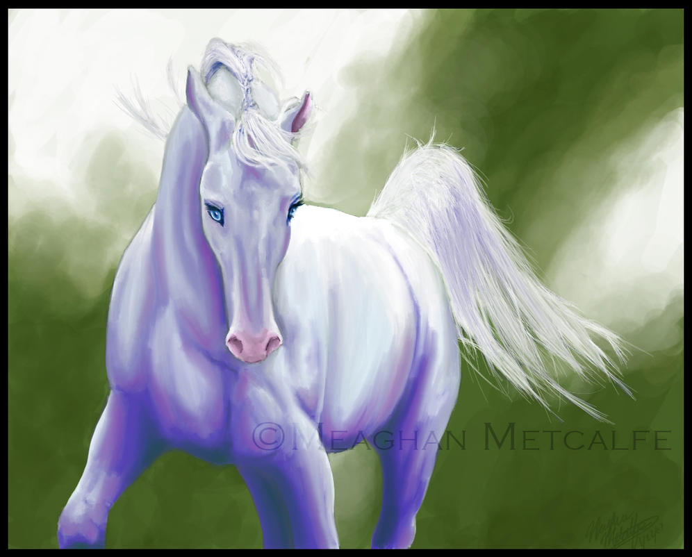 Companion Yfandes by Metty