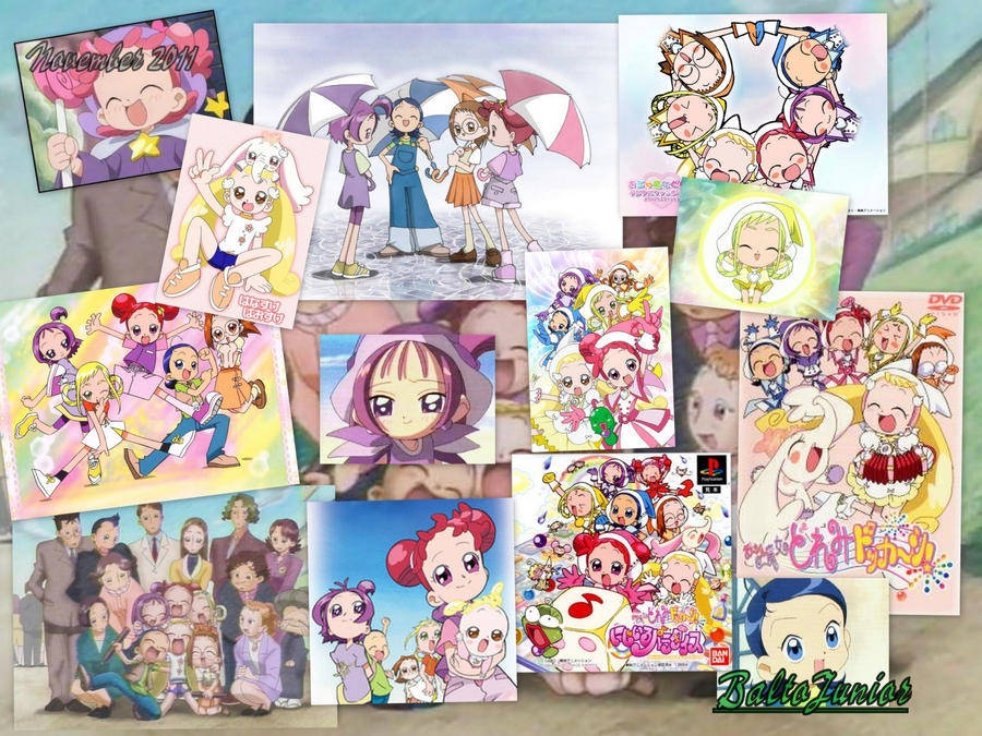 Ojamajo Doremi Wallpaper By BaltoJunior