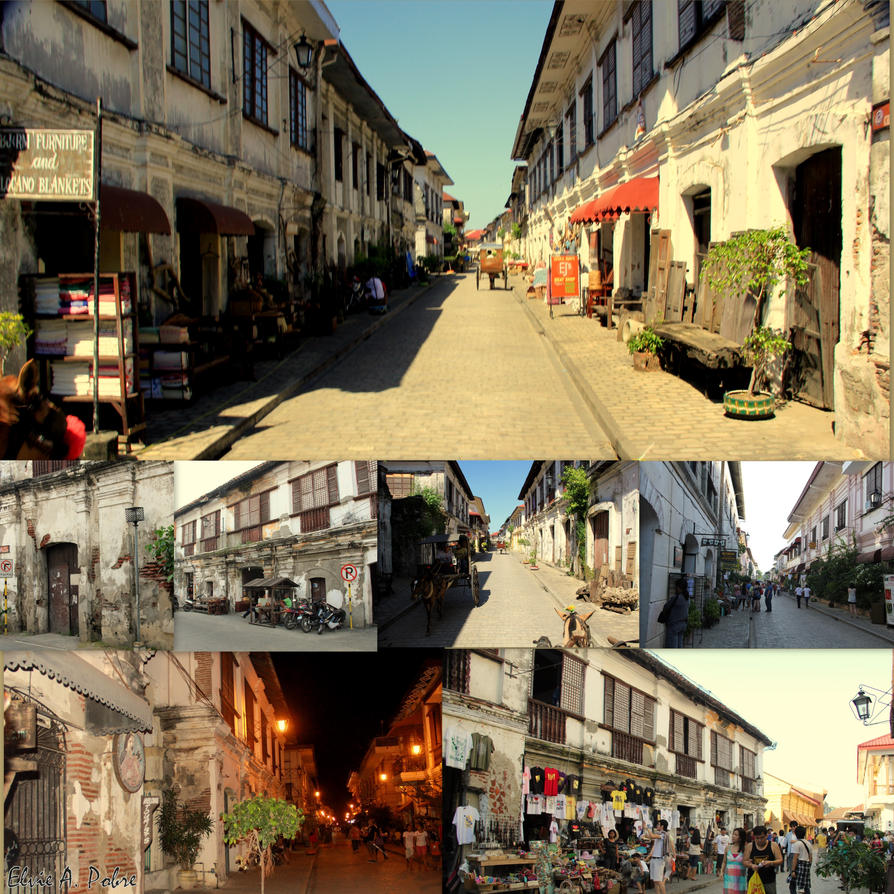 Time machine: Back to the Philippines' past by DPyourPinayPRIDE
