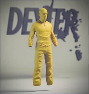 Dexter Sculpt (Work in Progress)
