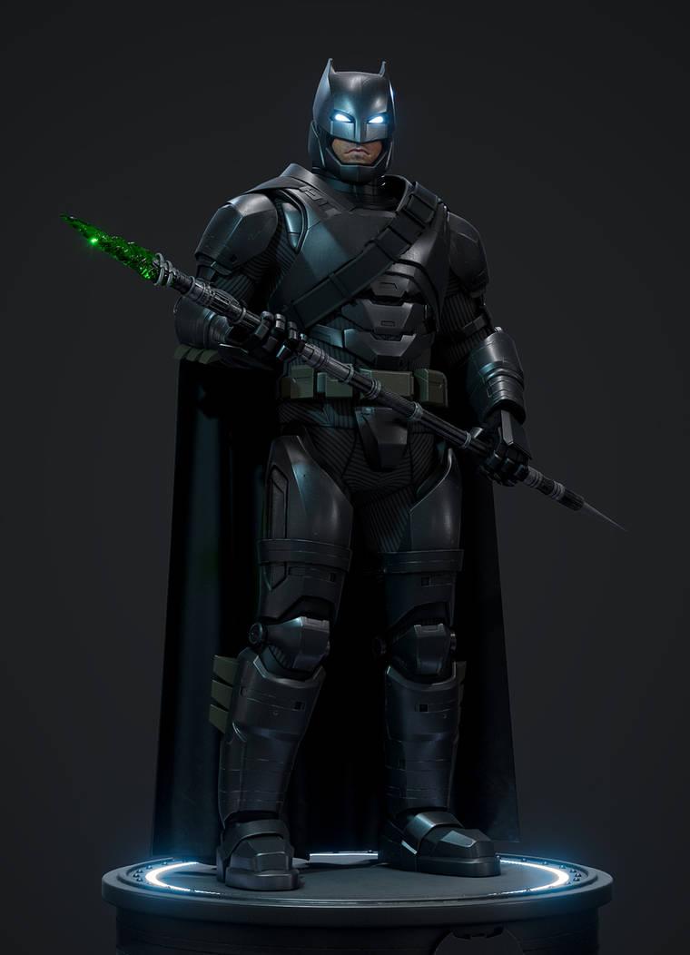 Batman v Superman - Armored Suit