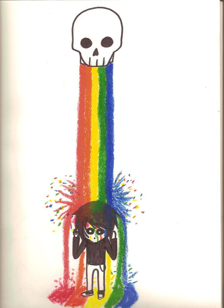 Vomit The Rainbow by B...