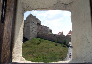 Rupea citadel by mFlavia