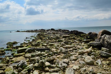 Rock Path by mFlavia