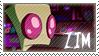 Zim Stamp by Metros2soul