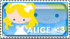 I heart Alice by RaineyJ