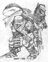 Dark Leo sketches by csmithart