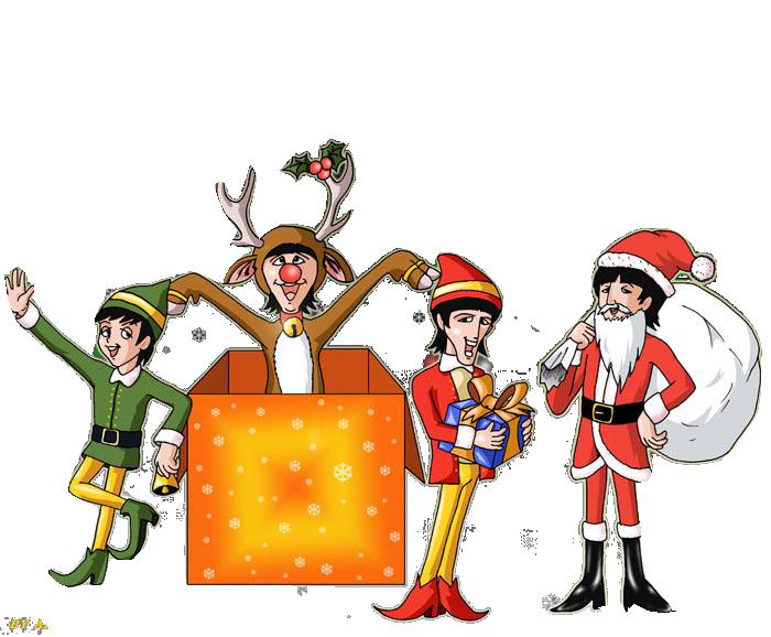 Beatles Christmas PNG by McBeatle on DeviantArt Dh6pn9C5
