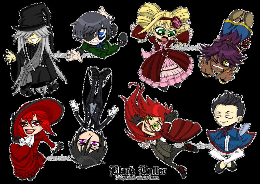 Pin Kuroshitsuji 2 Ova Welcome To The Phantomhivessummary ...