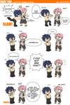 Fairy Tail: Lost in Translation... by Kittyotic