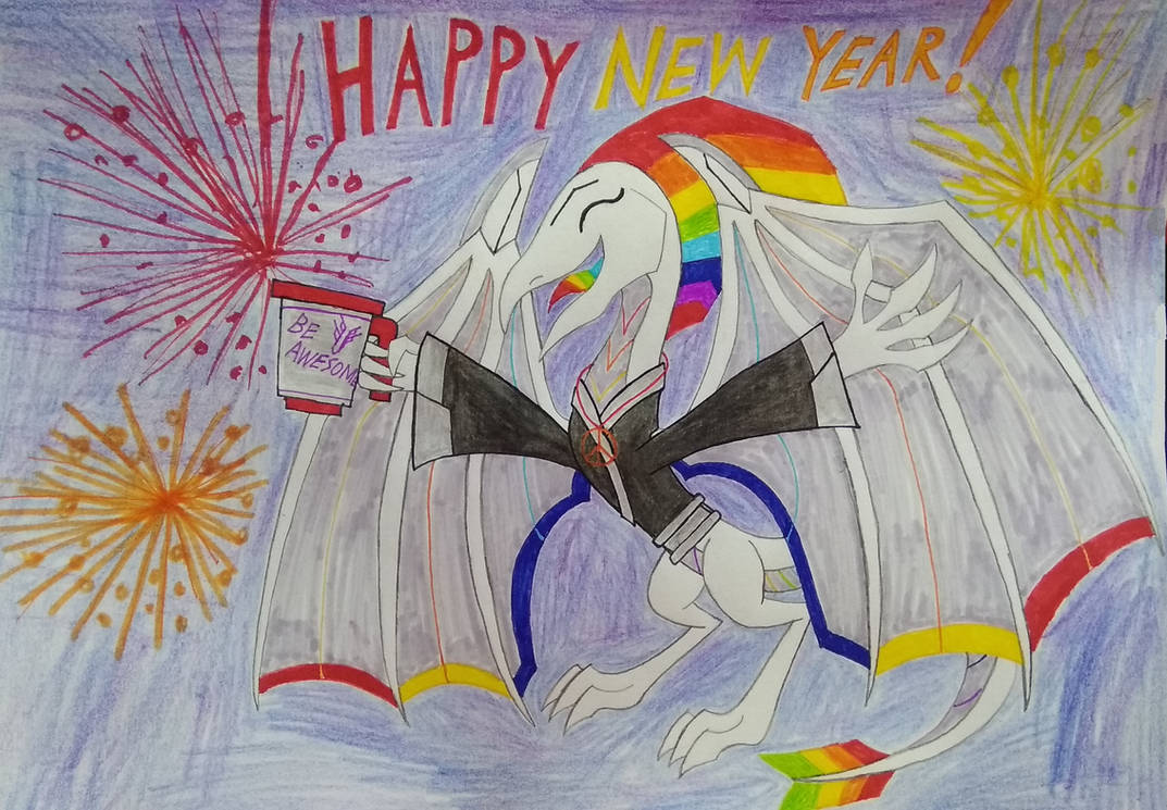 Happy New Year Everycreature!!!
