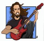 John Petrucci    Dream Theater by teamlattie