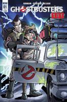 Ghostbusters 101 Lattie cover by teamlattie