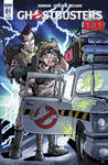 Ghostbusters 101 Lattie cover