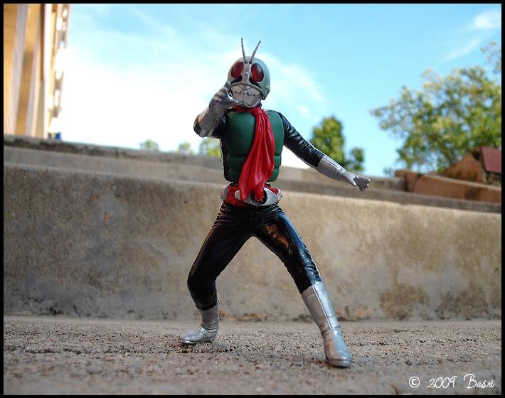 Kamen Rider Ichigou by biorider