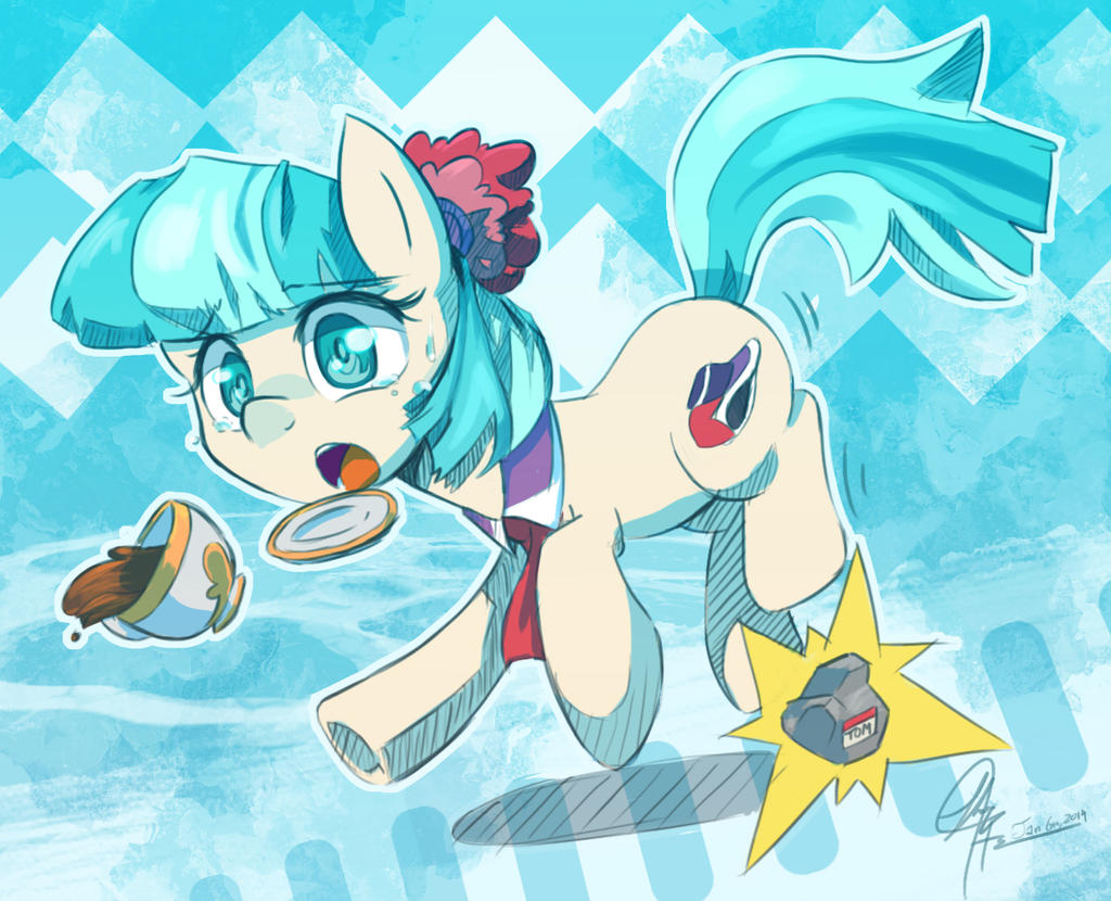 Where's my coffee?! by Chingilin
